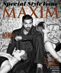 Maxim India - April 2016