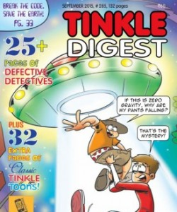 TINKLE DIGEST - September 2015
