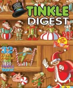 TINKLE DIGEST - December 2015