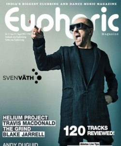 Euphoric Magazine - August 2013