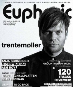 Euphoric Magazine - October 2013