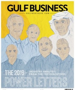 Gulf Business - January 2016