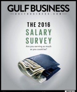 Gulf Business - March 2016