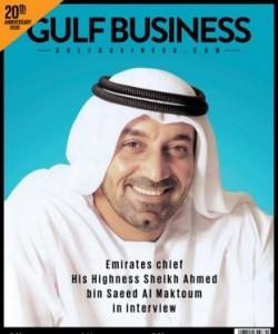 Gulf Business - May 2016
