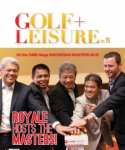 Golf + Leisure - April 2015