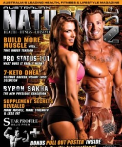 Australian Natural Bodz - Issue 16