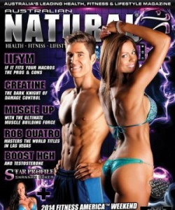 Australian Natural Bodz - Issue 20