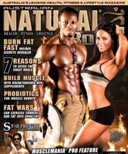 Australian Natural Bodz - Issue 17