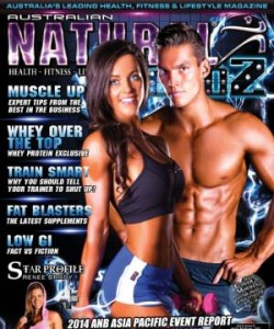 Australian Natural Bodz - Issue 18