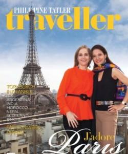 Philippine Tatler Traveller - May 2015