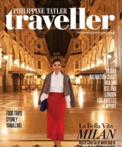 Philippine Tatler Traveller - November 2015