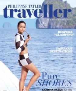 Philippine Tatler Traveller - July 2013
