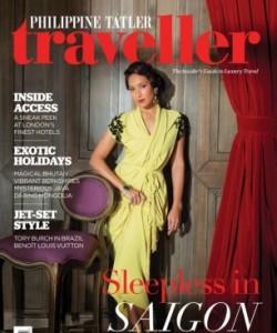 Philippine Tatler Traveller - November 2013