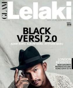 GLAM Lelaki - March 2016