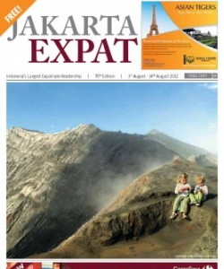 Jakarta  Expat - August 1-14, 2012
