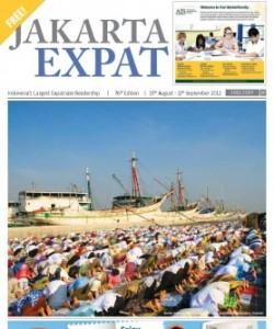 Jakarta  Expat - 15 Aug - 11 Sept, 2012