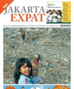 Jakarta  Expat - 12 Sept - 25 Sept, 201..