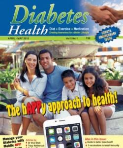 Diabetes Health - April - May 2015
