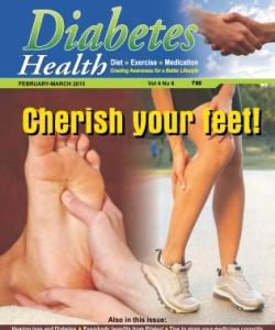 Diabetes Health - February - March 2015