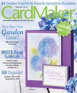 CardMaker - Spring 2015