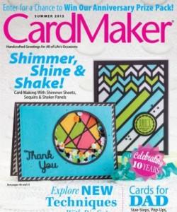 CardMaker - Summer 2015