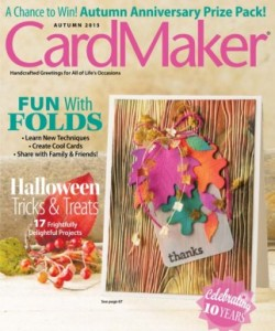 CardMaker - Autumn 2015