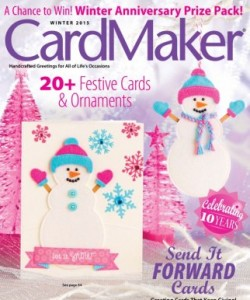 CardMaker - Winter 2015