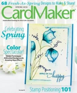 CardMaker - Spring 2016