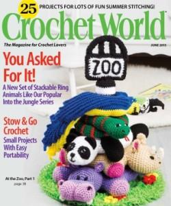 Crochet World - June 2015