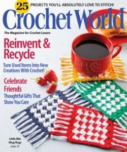 Crochet World - August 2015