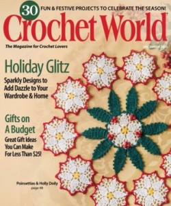 Crochet World - December 2015