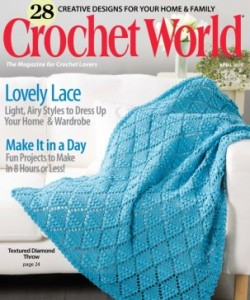 Crochet World - April 2015