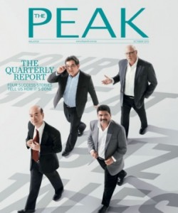 The PEAK Malaysia - October 2015