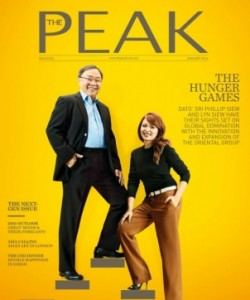 The PEAK Malaysia - January 2016