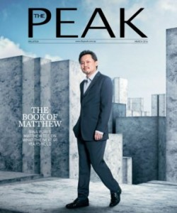 The PEAK Malaysia - March 2016