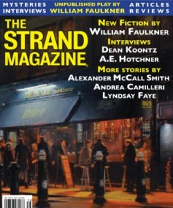 The Strand Magazine - Holiday Issue 2015