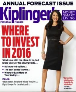 Kiplinger's Personal Finance - January 2016