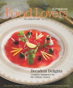 Food Lovers - December - January 201..