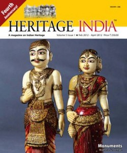 Heritage India - Vol 5 Issue 1