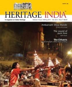Heritage India - Vol 4 Issue 3