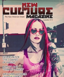 New Culture Magazine - September 2012