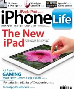 iPhone Life Magazine - May - June 2012