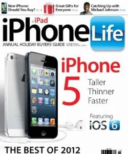 iPhone Life Magazine - November - December 20..