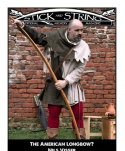 Stick and String Traditional Archery Magazine - American Longbow