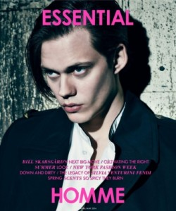 Essential Homme - April-May 2015
