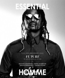 Essential Homme - August-September 2015