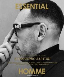 Essential Homme - December 2015 / Januar..