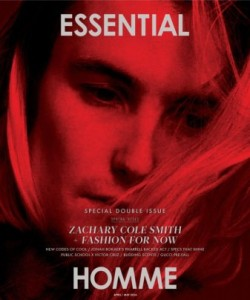 Essential Homme - April/May 2016