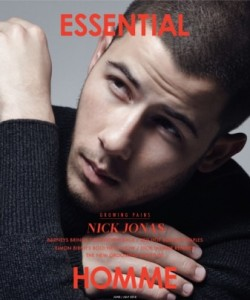 Essential Homme - June/July 2016