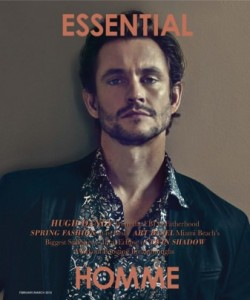 Essential Homme - February-March 2015